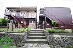 大阪府東大阪市六万寺町1丁目の賃貸アパートの外観