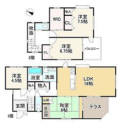 畠田駅 1,480万円