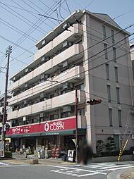 サニーサイド武庫之荘3[4階]の外観