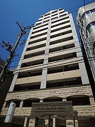 プレサンス心斎橋モデルノ[2階]の外観