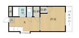 下池田町マンション[202号室]の外観
