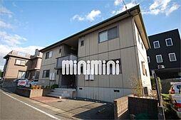 福岡県大野城市筒井4丁目の賃貸アパートの外観