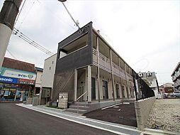阪急京都本線 高槻市駅 徒歩13分の賃貸アパート