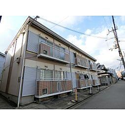 大阪府東大阪市大蓮東2丁目の賃貸アパートの外観