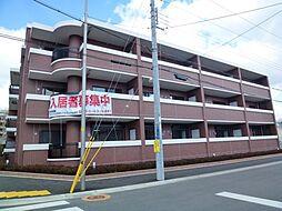 兵庫県宝塚市川面2丁目の賃貸マンションの外観