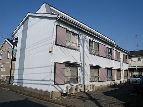 アパルトマン峰島 2階の賃貸【東京都 / 日野市】