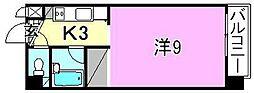 RENO 13 APARTMENT[402 号室号室]の間取り