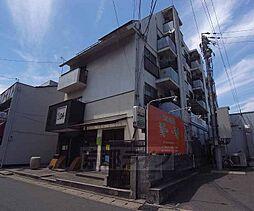 京都府京都市山科区大塚西浦町の賃貸マンションの外観