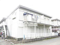 サンシティ三浦B[1階]の外観