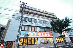 愛知県名古屋市緑区篭山3の賃貸マンションの外観