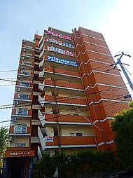 西津田中村コーポ[8階]の外観