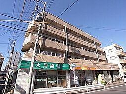 伊藤コーポ[501号室]の外観