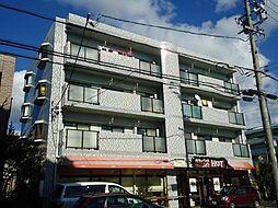 愛知県日進市岩崎台3丁目の賃貸マンションの外観