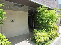 福岡県福岡市中央区地行2の賃貸マンションの外観