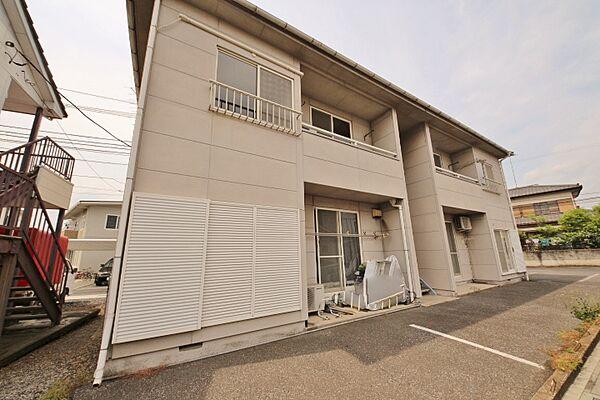 堀込ウエストハイツ 2階の賃貸【栃木県 / 足利市】