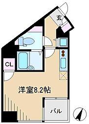 ガーラ文京本郷台[3階]の間取り