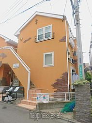 神奈川県相模原市南区上鶴間本町1の賃貸アパートの外観