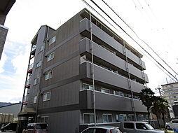 角野第5マンション[1階]の外観