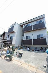 福岡県福岡市南区高宮1丁目の賃貸アパートの外観