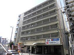 東明マンション江坂[3階]の外観