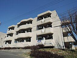 福岡県北九州市八幡西区藤原1丁目の賃貸アパートの外観