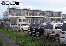 コーポ中島[2階]の外観