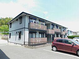 福岡県北九州市小倉北区篠崎5丁目の賃貸アパートの外観