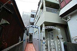 兵庫県神戸市垂水区平磯4丁目の賃貸マンションの外観
