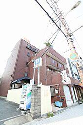 大阪府大阪市住吉区万代3丁目の賃貸マンションの外観