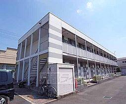 京都府京都市伏見区羽束師菱川町の賃貸アパートの外観
