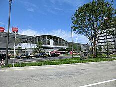 武蔵小金井駅まで1440m