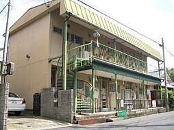 滋賀県大津市田辺町の賃貸マンションの外観