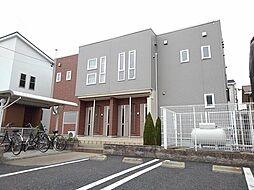 愛知県清須市春日落合の賃貸アパートの外観