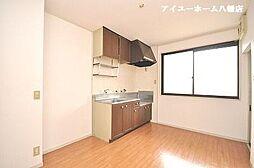 セジュール沖田[2階]の外観