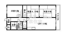 セブンスフロアー[4階]の間取り