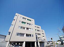 栃木県宇都宮市兵庫塚町の賃貸マンションの外観