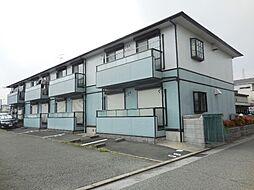 兵庫県尼崎市武庫之荘9丁目の賃貸アパートの外観
