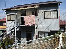 松山荘[101号室]の外観