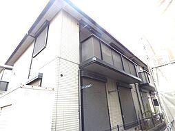 埼玉県川口市芝塚原1丁目の賃貸アパートの外観