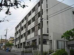 神奈川県横浜市青葉区松風台の賃貸マンションの外観