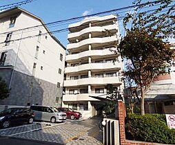 京都府京都市上京区北小路室町の賃貸マンションの外観
