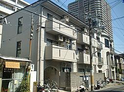 南昭和ハイツ[208号室]の外観