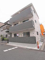 埼玉県新座市新座2丁目の賃貸アパートの外観