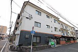 山崎第二ハイツ[3階]の外観