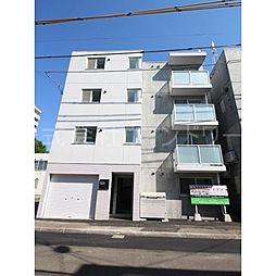 北海道札幌市白石区菊水五条1丁目の賃貸マンションの外観