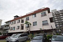 平田第二マンション[303号室]の外観