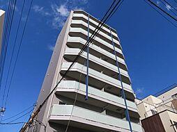 ヴェージュ三ノ輪[6階]の外観