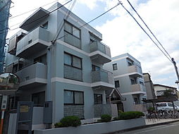兵庫県尼崎市塚口町5丁目の賃貸マンションの外観