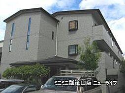 大阪府東大阪市吉田下島の賃貸アパートの外観
