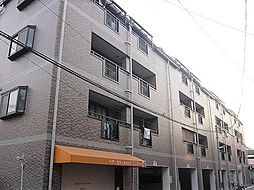 大阪府大阪市鶴見区放出東3丁目の賃貸マンションの外観